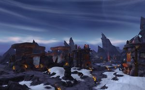 World of Warcraft: Warlords of Draenor kommer snart.
