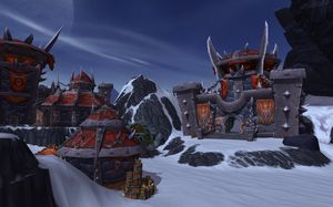 World of Warcraft: Warlords of Draenor kommer om ikke så alt for lenge.