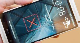 Stakkars HTC One Max. Den kunne vært så god, men tjener i stedet som et av eksemplene på dårlig stil i 2013 ...