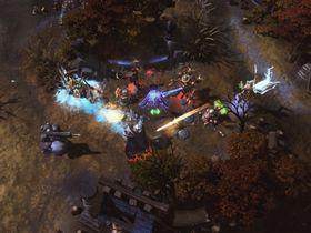 Nytt og innovativt banedesing. (Bilde: Blizzard Entertainment).