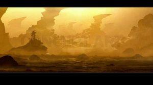 Konseptkunst fra filmen.