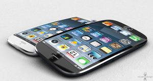 – Apple med stor, bøyd iPhone neste år