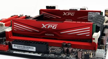 Test: ADATA XPG DDR3 2133 MHz 16GB