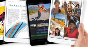 iPad Mini med Retina-skjerm i salg fra i dag