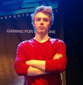Eik Johannes «Eiki» Grødem er vår nye norgesmester i StarCraft II.
