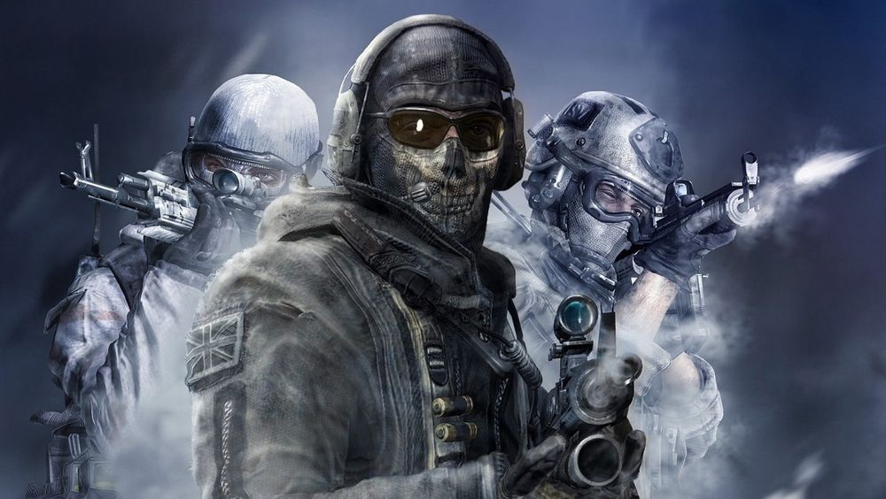 ANMELDELSE: Call of Duty: Ghosts