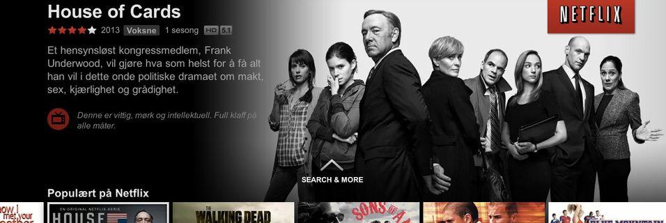 Telenor i samtaler med Netflix