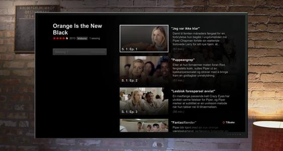 TV-serier har blitt langt bedre å navigere gjennom.