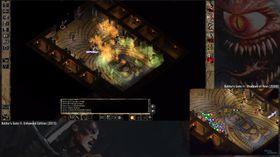 Slik er forskjellen på gamle og nye Baldur's Gate II.