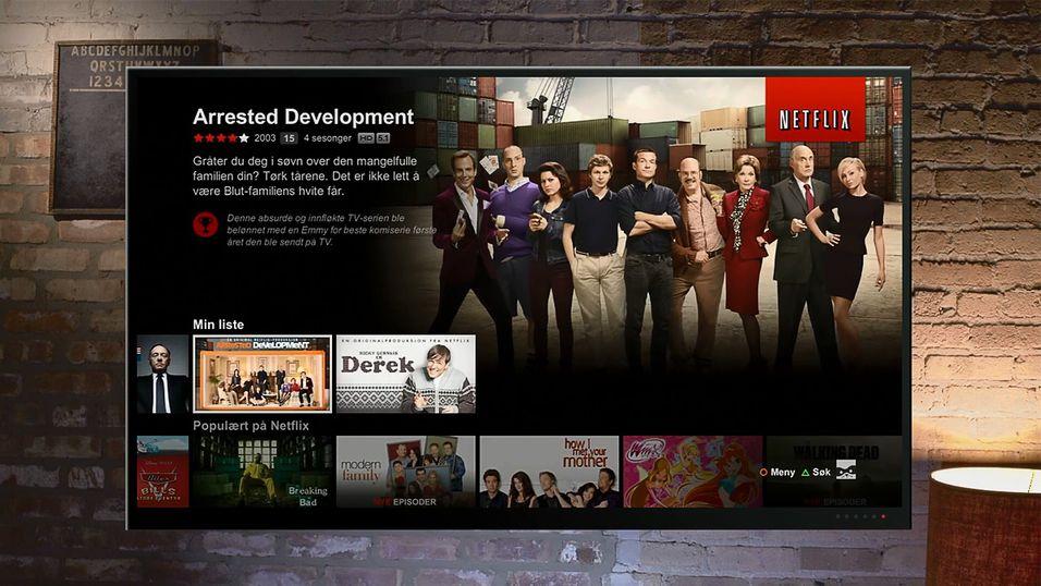 – Den mest omfattende oppdateringen i Netflix-historien
