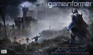 Omslaget til neste Game Informer-blad.