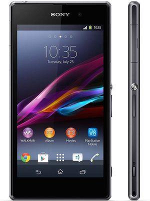Sony Xperia Z1 er en av mange nykommere i Android-markedet i år.