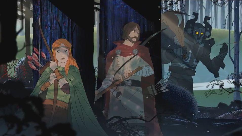 Viking-inspirerte The Banner Saga får lanseringsdato
