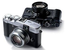 Fujifilm X20.