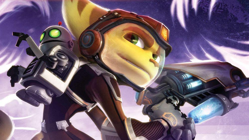 Ratchet & Clank-spillet alle har ventet på
