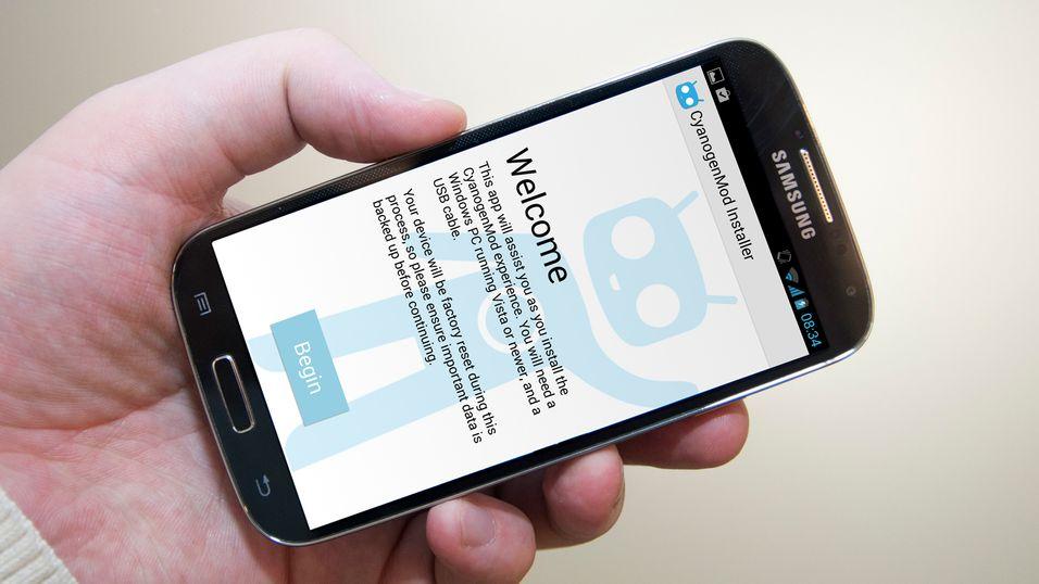 CyanogenMod gjør vei i vellinga - nå kjører programvaren deres på 10 millioner telefoner.