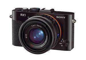 Sony Cyber-shot DSC RX1.