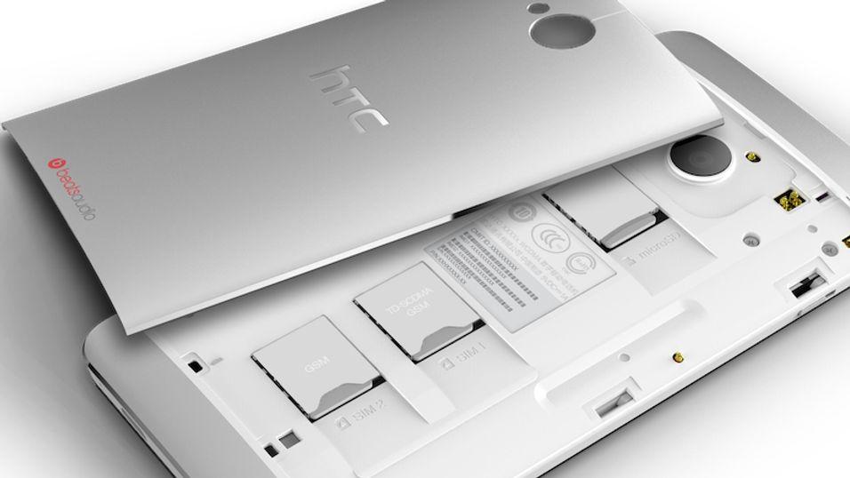 HTC One med to SIM-kort er lansert