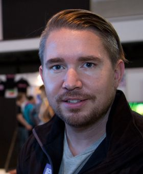 Erling Løken Andersen, messesjef for SpillExpo.
