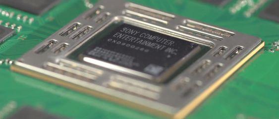 Prosessoren i Playstation 4 er klokket til 1,6 GHz.