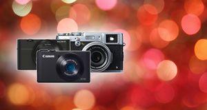 Hvilket kompaktkamera bør du gi bort til jul?