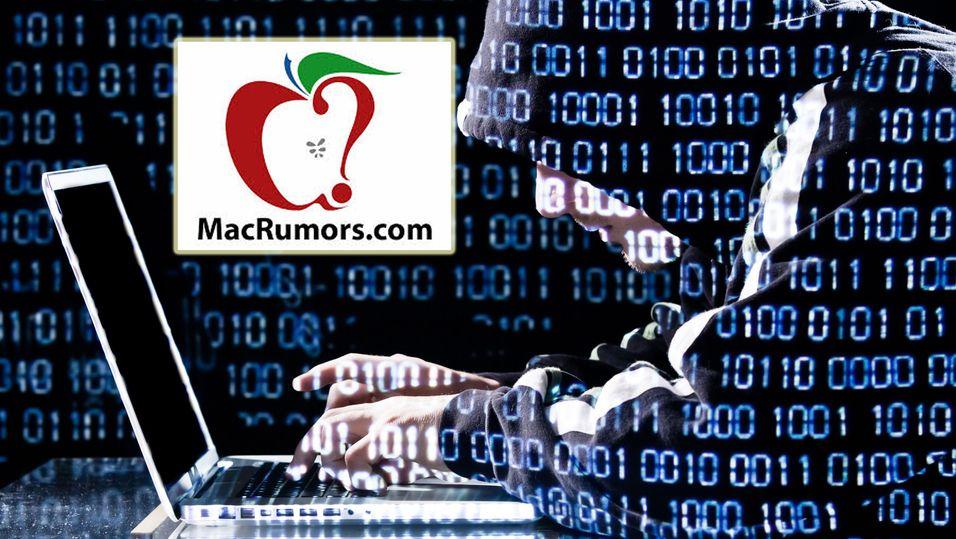 Stort amerikansk Apple-forum hacket