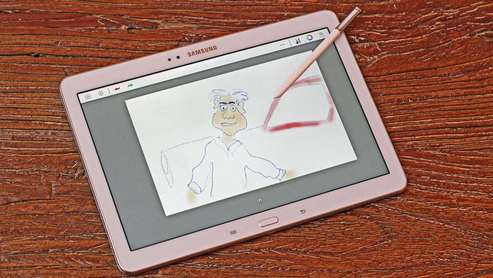 TEST: Samsung Galaxy Note 10.1 2014 Edition