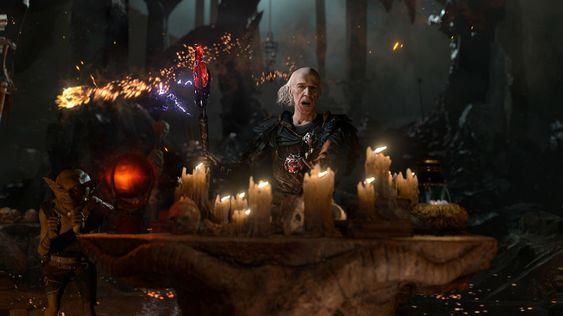 Teknologi-demo for PS4 av The Dark Sorcerer.956x538c.