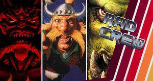 De mest innflytelsesrike Blizzard-spillene