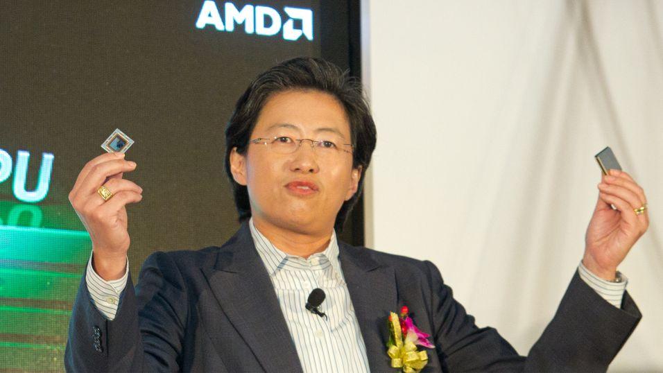 AMD letter på Kaveri-sløret