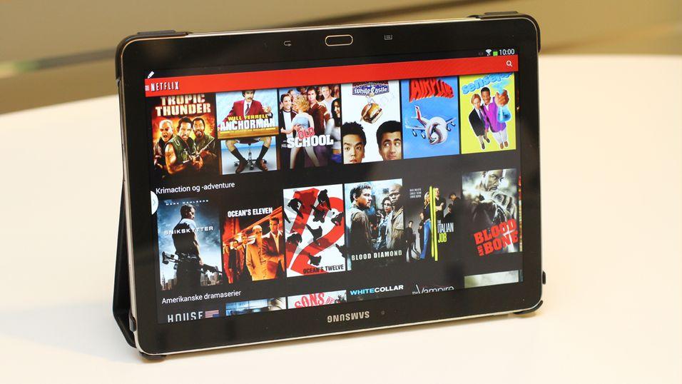 Netflix for Android får støtte for brukerprofiler