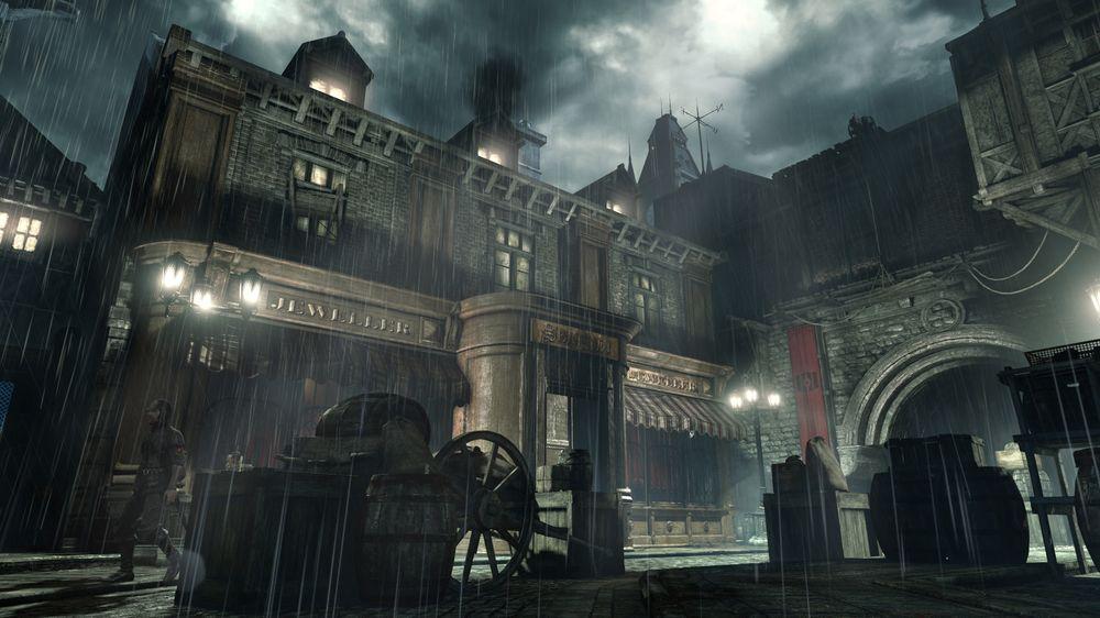 Til tross for et manglende fargespekter ser spillet virkelig ikke verst ut på PlayStation 4.