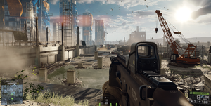 Battlefield 4 viser at DICE har lært en del.