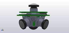 Grafisk framstilling av hvordan Bubl ser ut uten dekselet sitt.