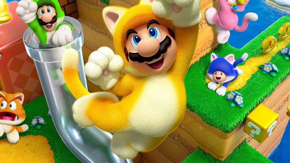 – Nintendo lager spill til mobil og nettbrett