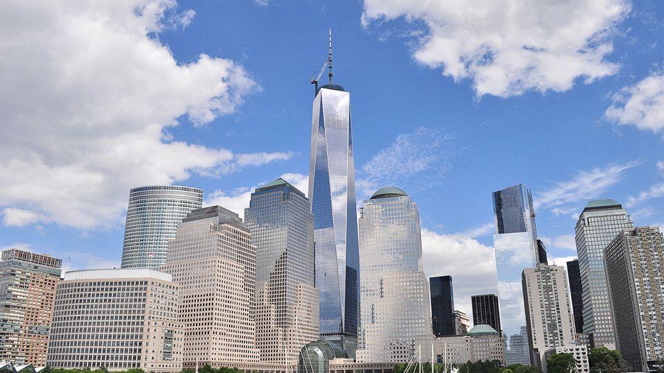 Dette er USAs høyeste bygning