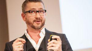 Hans-Petter Nygård-Hansen er talsmann for Kuddle.