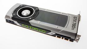 Nvidia GeForce GTX 780 Ti.