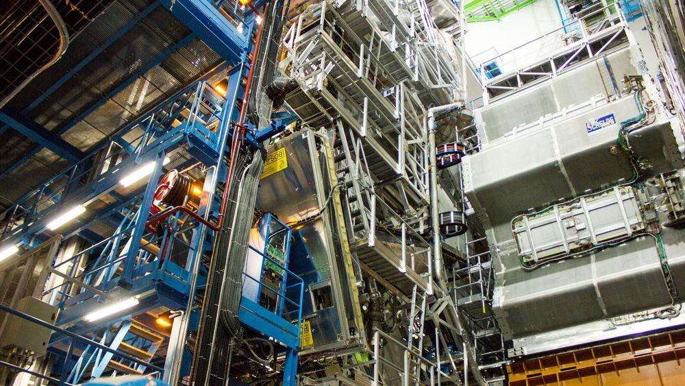 Slik jobber fysikkens største megamaskin