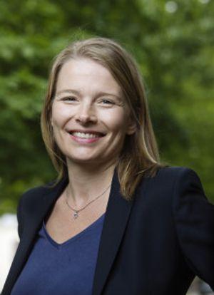 Konstituert informasjonsdirektør i Coop, Kristin Paus.