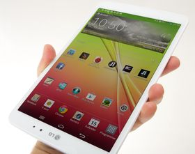 Nexus 8 skal være basert på dagens LG G Pad.