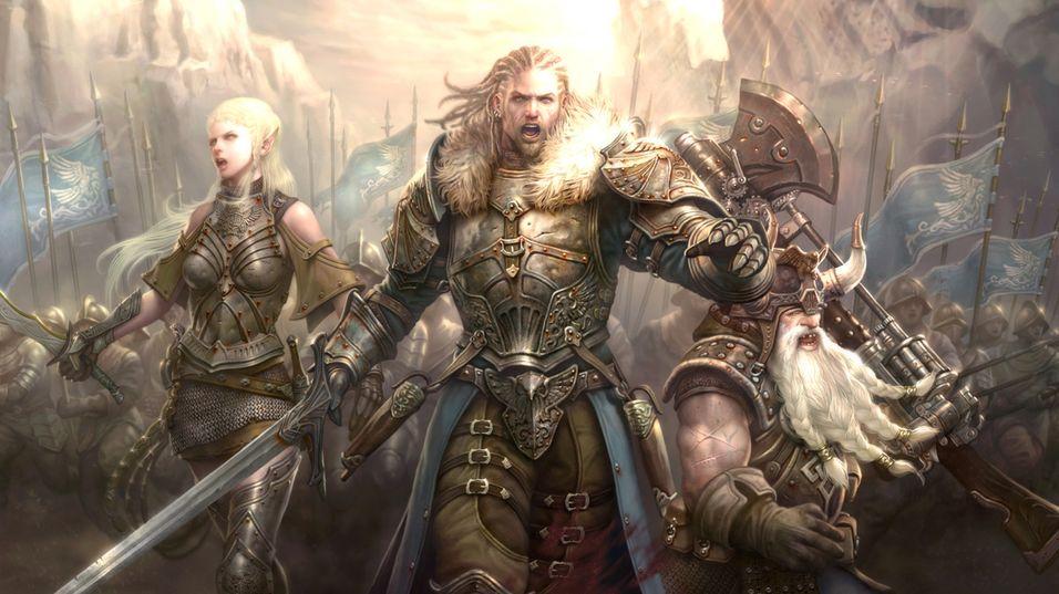 Actionfylt strategispel kjem til PlayStation 4
