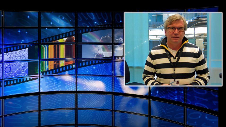NETTMØTE: Se hva eksperten svarte om din TV-fremtid
