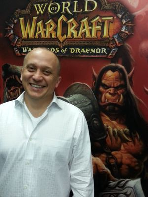 Ledene systemdesigner i Blizzard Entertainment. .