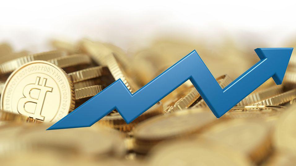Verdien på Bitcoin durer videre oppover