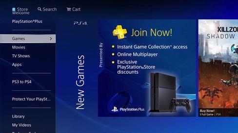 PlayStation Store har fått en overhaling.
