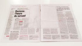 Et avisoppslag uten bilder er slappe greier.