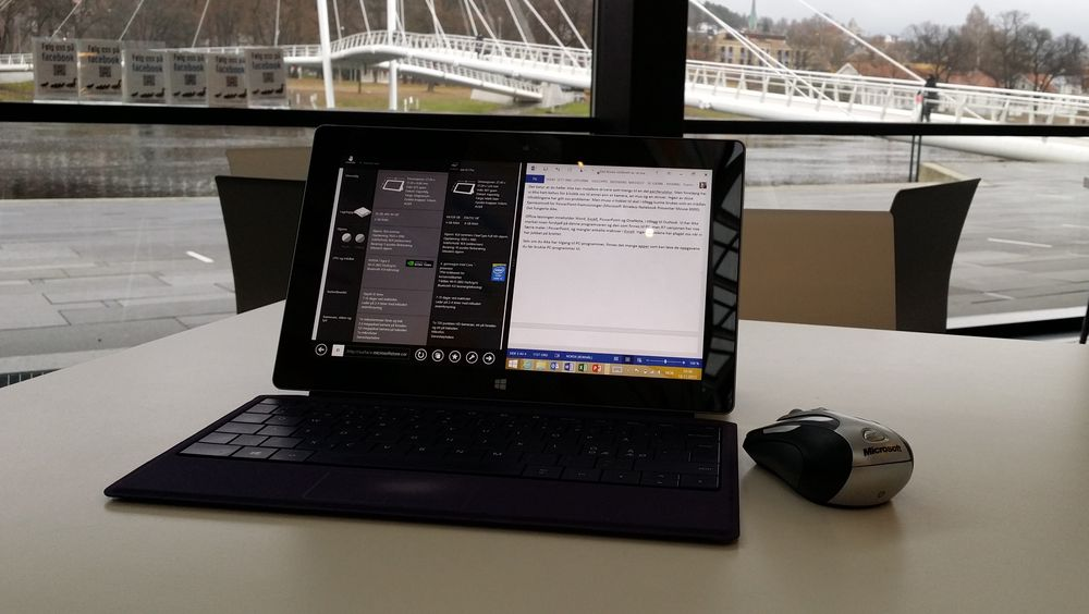 TEST: Microsoft Surface 2