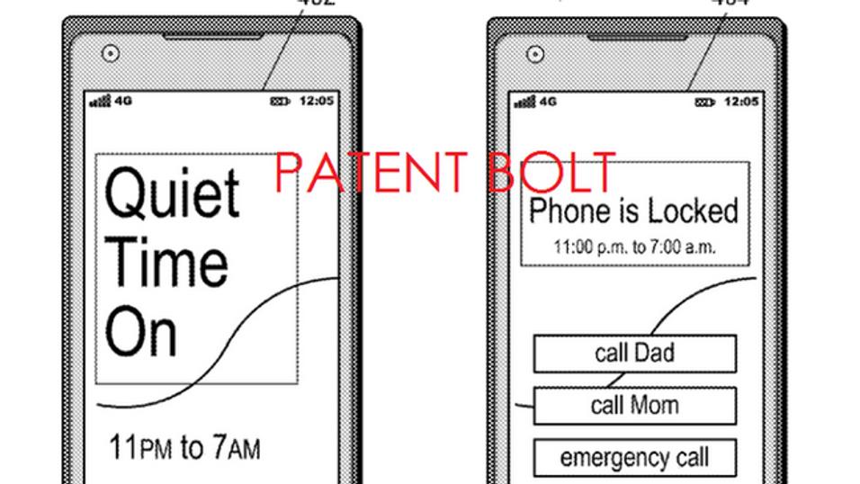Med Quiet time kan foreldre kontrollere barnas mobilbruk på bestemte tider av døgnet.
