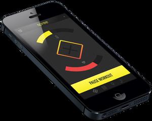iPhone-appen varsler deg hvis du ikke klarer å holde hodet kaldt. .